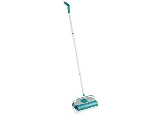 Leifheit Kehrer Regulus Supra, Teppichkehrer für die schnelle Reinigung...
