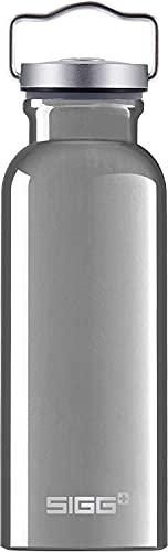 Sigg Unisex– Erwachsene Original Alu Wasserflaschen, 0.5