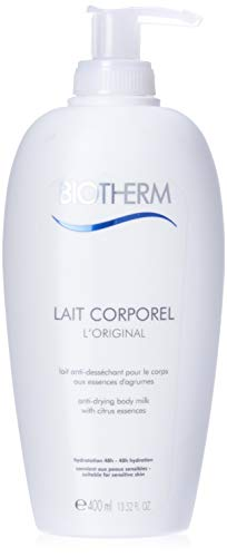 Biotherm Lait Corporel Anti-Dessechant Körperlotion für Frauen, 1er Pack...