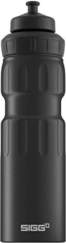 SIGG WMB Sports Black Touch Sport Trinkflasche (0.75 L), schadstofffreie...