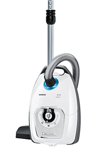 Siemens Staubsauger mit Beutel Z 7.0 VSZ7442S, ideal für Allergiker,...