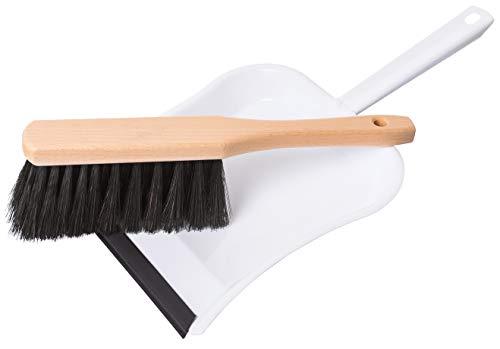 Deine Bürste 2er Set Kehrblech und Handfeger – Handbesen und Schaufel,...