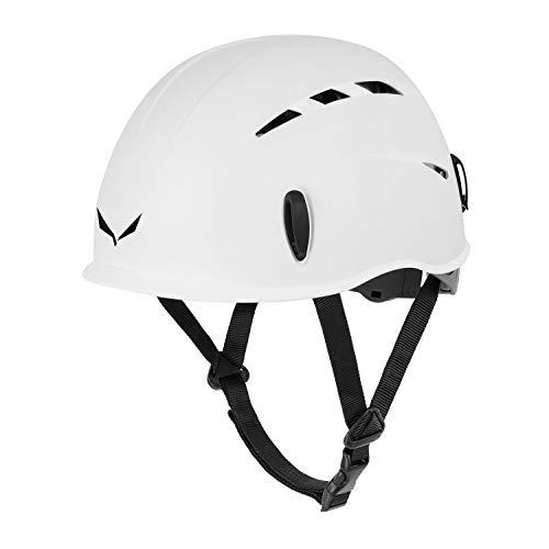 Salewa Unisex Helmet Toxo, WHITE,Einheitsgröße EU