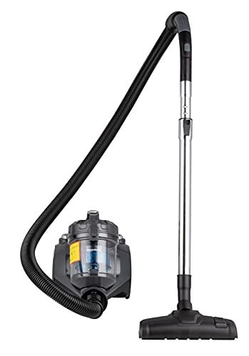 Amazon Basics – Zylinder-Staubsauger, leistungsstark, kompakt und leicht,...