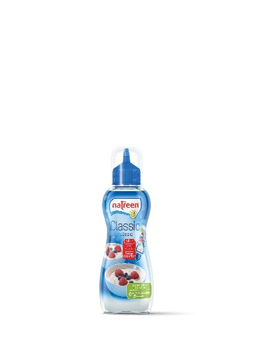 Natreen Süßstoff Classic Feine Süße Flüssig 125 ml, 6er Pack (6 x 125...