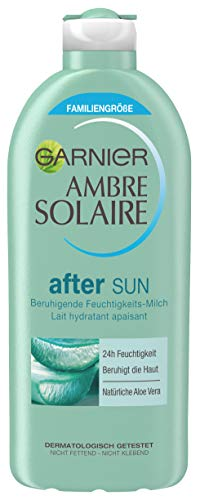 Garnier After Sun Lotion mit Aloe Vera, Kühlende Bodylotion, Ambre Solaire...