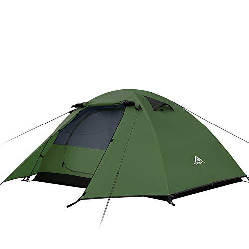 Forceatt Zelt 2 Personen Camping Wasserdicht 3-4 Saison,Ultraleicht Zelte...