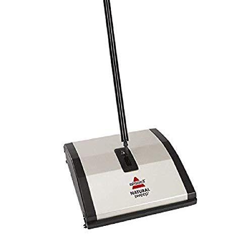 Bissell 92N0N Natural Sweep Kehrer, für Hartböden und Teppiche, kabellos,...