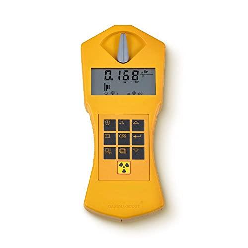 GAMMA-SCOUT® Standard   Geigerzähler für Radioaktivität - Profi...