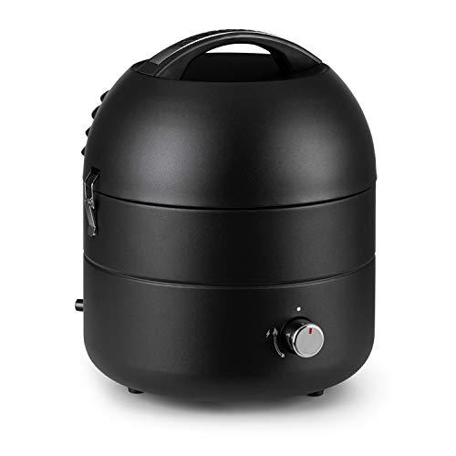 Klarstein Daredevil - Gasgrill BBQ-Gasbrenner Camping-Gasgrill, 2,5 kW,...