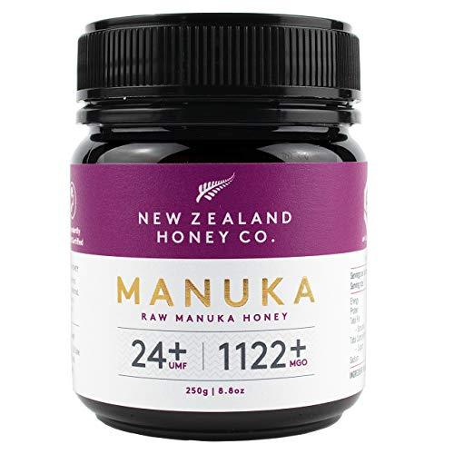 New Zealand Honey Co. Manuka Honig MGO 1122+ / UMF 24+ | Aktiv und Roh |...