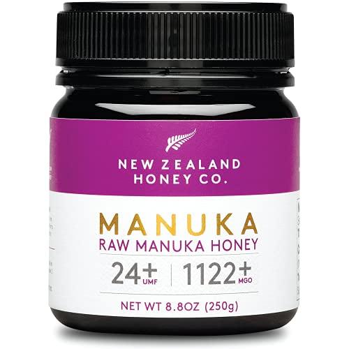 New Zealand Honey Co. Manuka Honig MGO 1122+ / UMF 24+   Aktiv und Roh  ...
