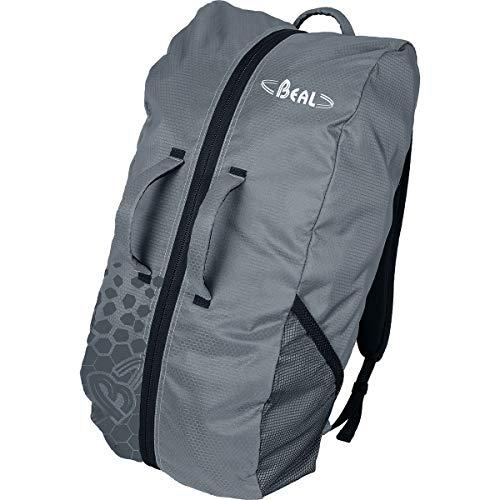 Beal Combi Grau, Kletterrucksack und Seilsack, Größe 45l - Farbe Grey