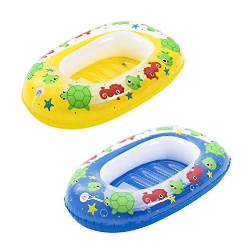 Bestway BW34037-20 aufblasbares Schlauchboot für Kinder 'Kiddie Raft',...