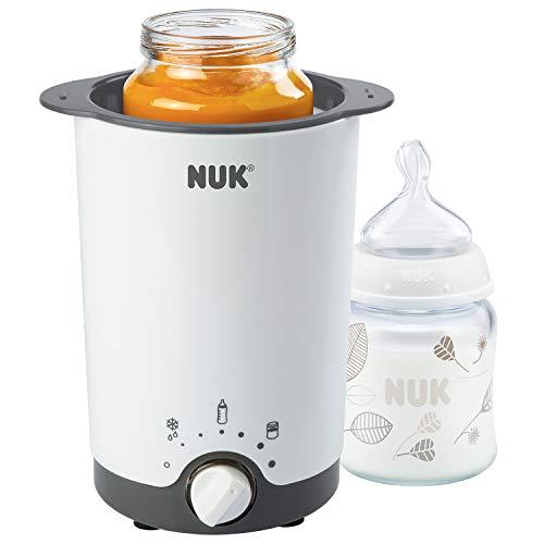 NUK Thermo 3 in 1 Flaschenwärmer, zum einfachen, sicheren und schonenden...
