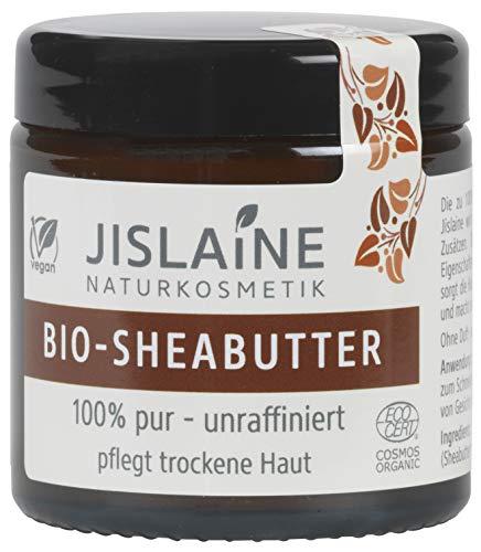 Jislaine Bio-SHEABUTTER* - Unraffiniert und Pur für sehr trockene Haut &...