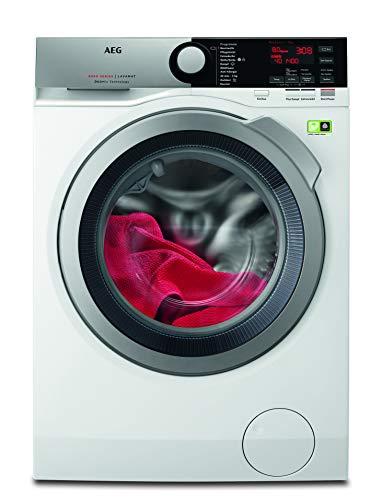 AEG L8FE74485 Waschmaschine / ProSteam - Auffrischfunktion / ÖKOMix -...