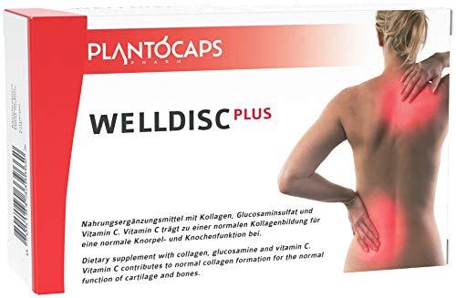 plantoCAPS WELLDISC PLUS Bandscheiben Kapseln für Ihren Rücken