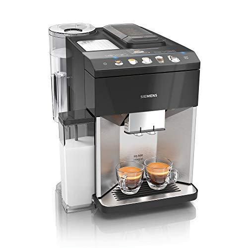 Siemens EQ.500 integral Kaffeevollautomat TQ507D03, einfache Bedienung,...