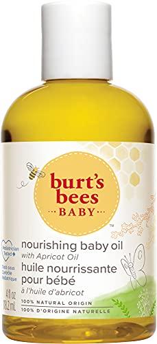 Burt's Bees Baby Pflegendes Babyöl, 100 Prozent Natürliche...
