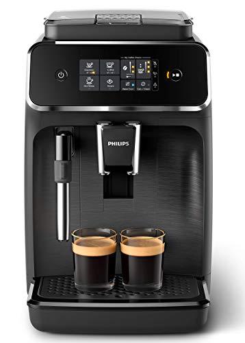Philips 2200 Serie EP2220/10 Kaffeevollautomat, 2 Kaffeespezialitäten,...