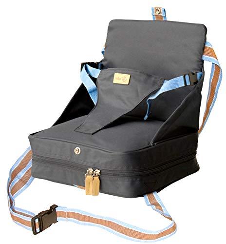 roba Boostersitz in blau, mobiler aufblasbarer Kindersitz als Sitzerhöhung...