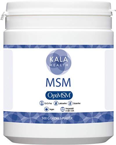 Kala Health OptiMSM 500g Mehrstufige Destillation Methylsulfonylmethan...