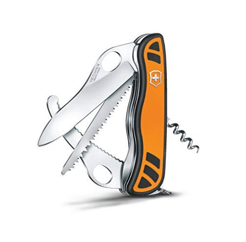 Victorinox Taschenmesser Hunter XT Grip (6 Funktionen, Feststellbare...