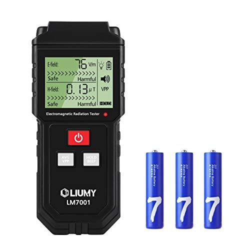 LIUMY 7001 Strahlung Detektor digitales Strahlenmessgerät Handheld Design...