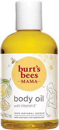 Burt's Bees 100 Prozent Natürliches Mama Bee Pflegeöl, 118.2 ml