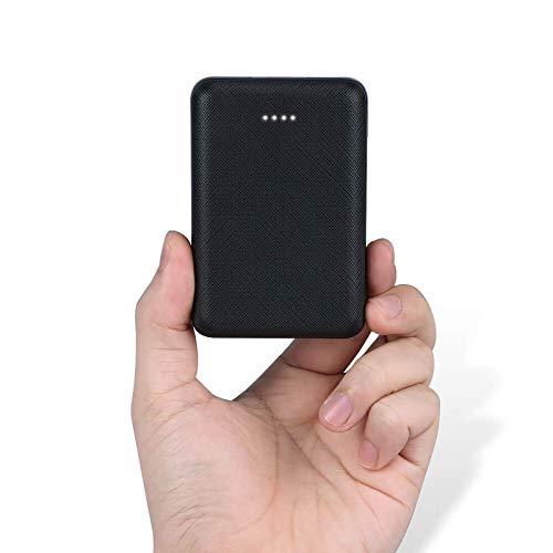 POSUGEAR 10000mAh Powerbank klein Aber stark,mit 2 USB Ausgänge 5V Mini...