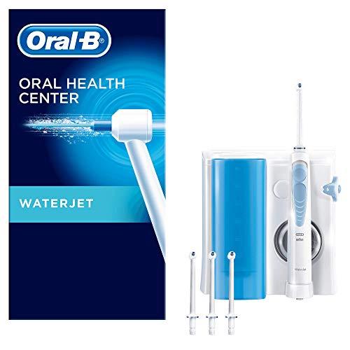 Oral-B WaterJet Reinigungssystem für eine gründliche Reinigung und...
