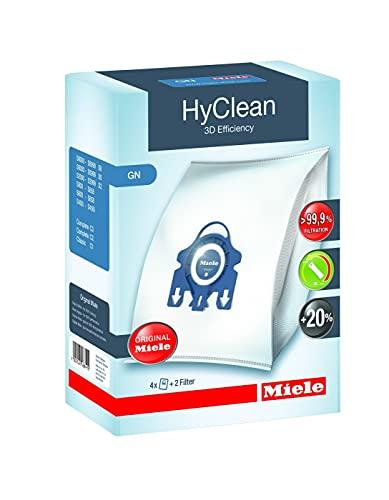 Miele Original Zubehör GN HyClean 3D Staubbeutel / filtert mehr als 99,9...