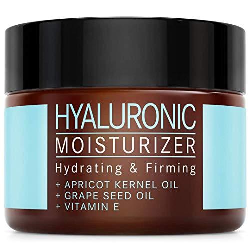 DER SIEGER 2020* - Hyaluronsäure Creme mit Aprikosenkernöl und Vitamin E...