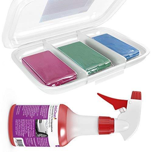 AmbiClean® Lackreiniger-Set zur professionellen Lackreinigung, Optimale...