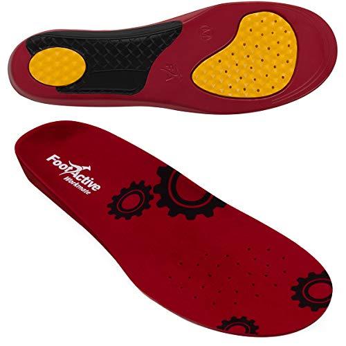 FootActive WORKMATE - Ideal für Alltag und Beruf - Schützt Ihre Füße...