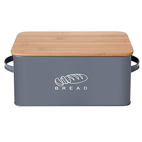 G.a HOMEFAVOR Brotkästen Küchen Brot Box Aufbewahrungscontainer mit...