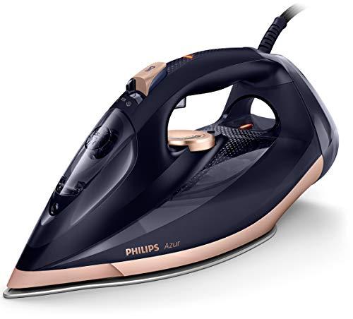 Philips Azur Dampfbügeleisen GC4909/60 (3000W, 250g Dampfstoß, SteamGlide...