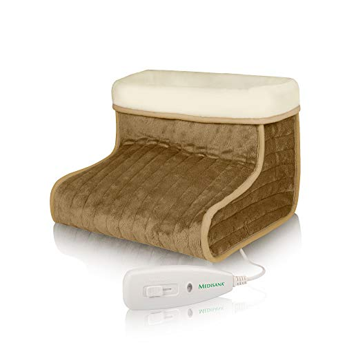 Medisana FWS Fußwärmer, elektrische Fußheizung, 3 Temperaturstufen,...