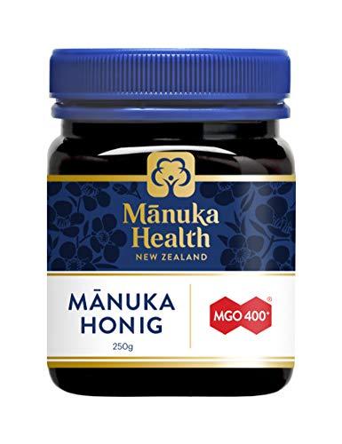 Manuka Health - Manuka Honig MGO 400+ 250 g - 100% Pur aus Neuseeland mit...