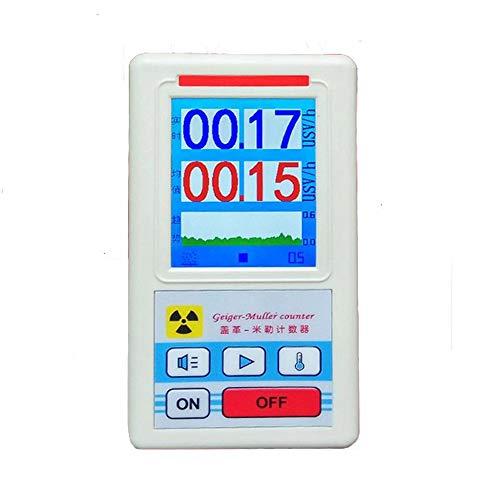 Roeam Strahlung Detektor Bildschirm Geigerzähler Nuklearstrahlungsdetektor...
