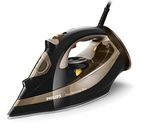 Philips GC4527/00 Azur Performer Plus Dampfbügeleisen, 2600 W, schwarz