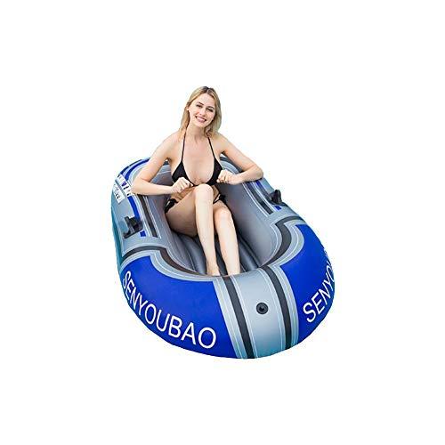 Buding Schlauchboot Erwachsene Kayak Aufblasbares Kanu Mit Pumpe Gummiboot...