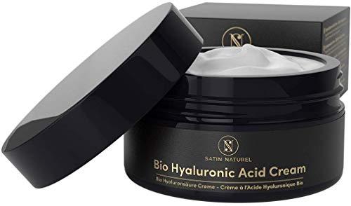 BIO Hyaluronsäure Anti Aging Feuchtigkeitscreme 100ml - Anti-Falten Tages-...