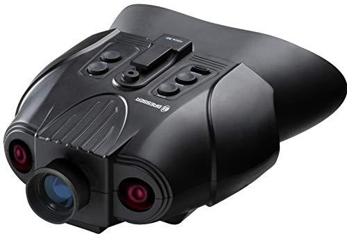 Bresser digitales Nachtsichtgerät Binokular 3x mit digitaler...