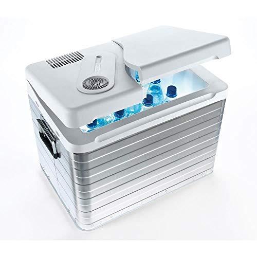 Mobicool Q40 AC/DC - Tragbare Elektrische Alu-Kühlbox, 39 Liter, 12 V und...