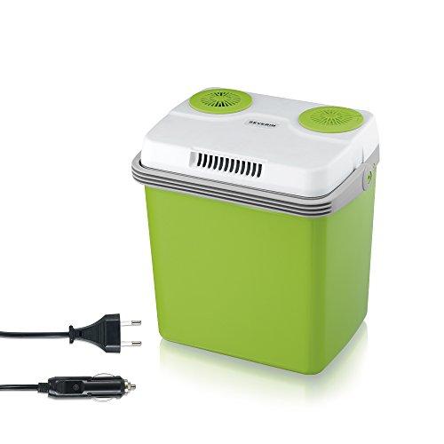 SEVERIN Elektrische Kühlbox (20 L) mit Kühl- und Warmhaltefunktion, Auto...