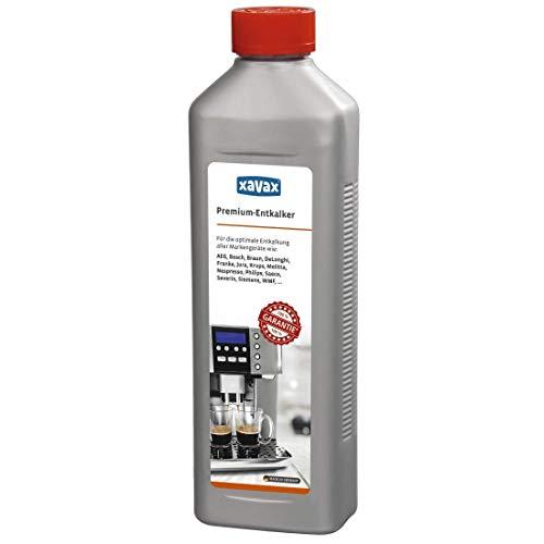 Xavax Premium Entkalker 500 ml (Universal-Entkalker für...