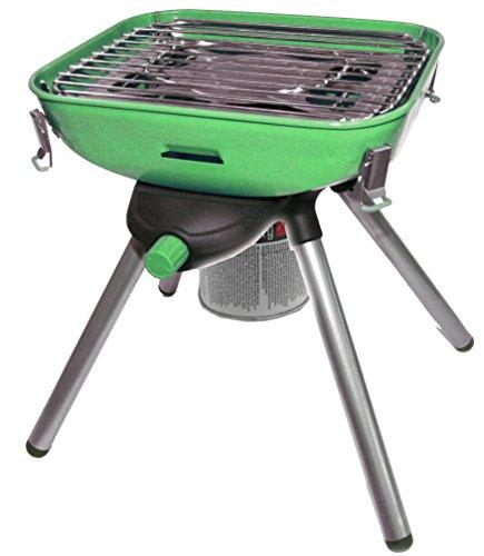 BBQ Multi Grill transportabler mobiler Party Gasgrill Tischgrill Mini mit...
