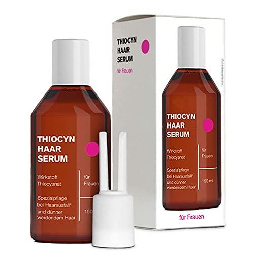 Thiocyn Haarserum für Frauen • Spezialpflege bei Haarausfall und dünner...